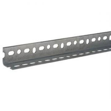 slotted shelves, angle iron load capacity