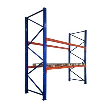 Warehouse Storage systems Teardrop Frame Step Beam Pallet Rack
