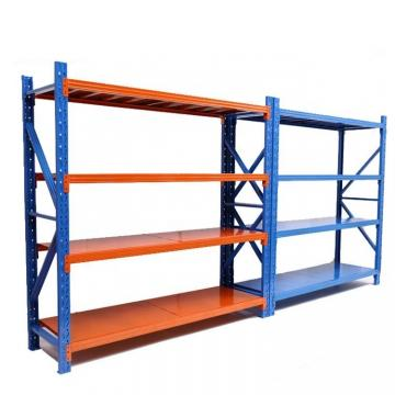 Selective Metal Steel Heavy Duty Selective Pallet Racking System Stacking Racks & Shelves