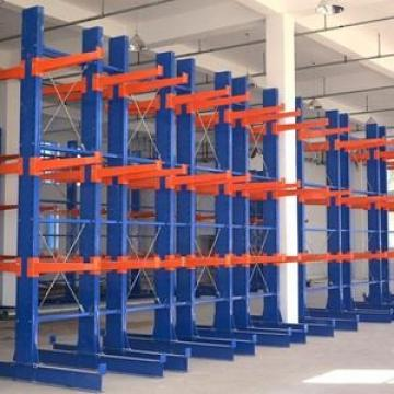 Double deep pallet racks display rack customized heavy duty