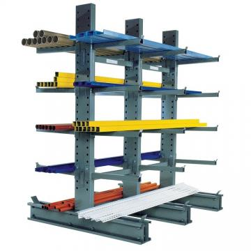Large capacity heavy duty cargo steel cantilever rack system coil material racking