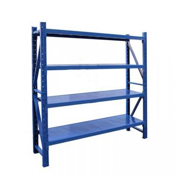 Warehouse customized large capacity stackable shelf maker mobile pallet mold storage rack system