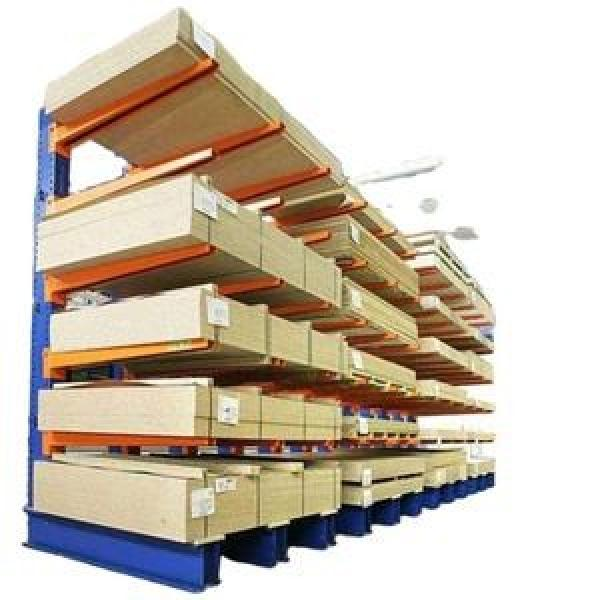 Heavy duty industrial storage shelves commercial cantilever lumber storage racks