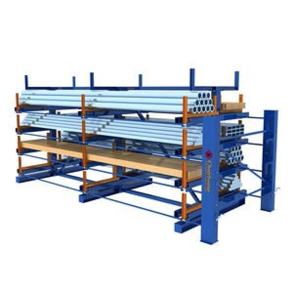 Warehouse cantilever racking system