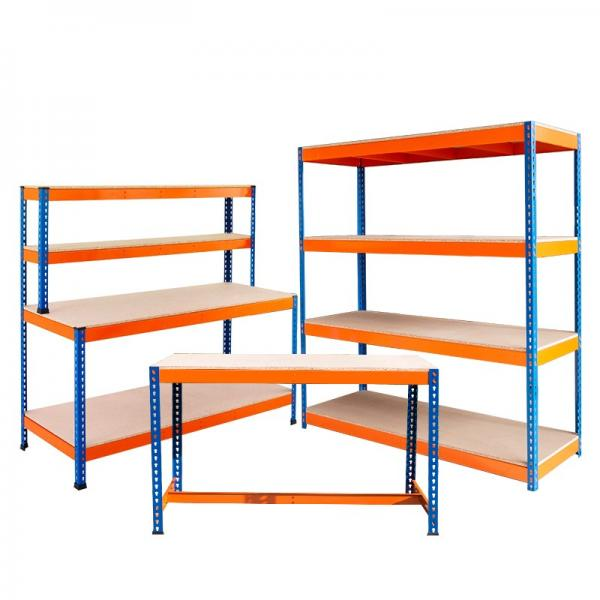 Guangzhou Medium Duty Boltless Shelving